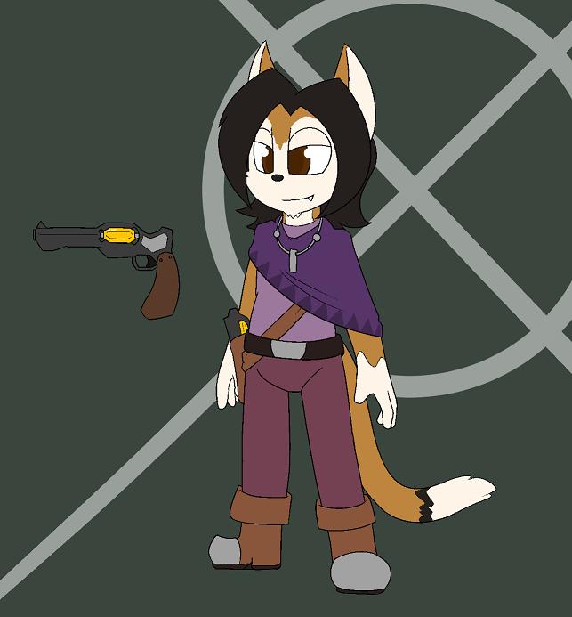 Gunslinger Peter