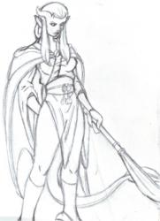 Kawa Sketch