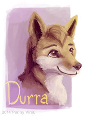 Another Durra badge