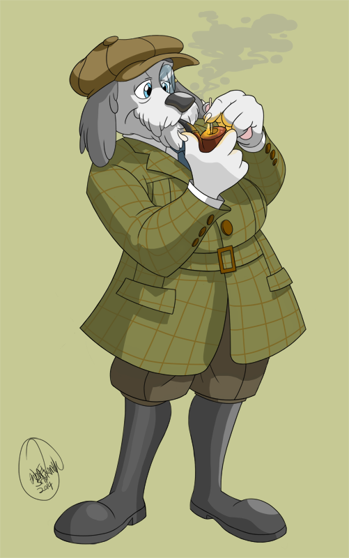 Tally-ho! By Sharp Dressed Reptile