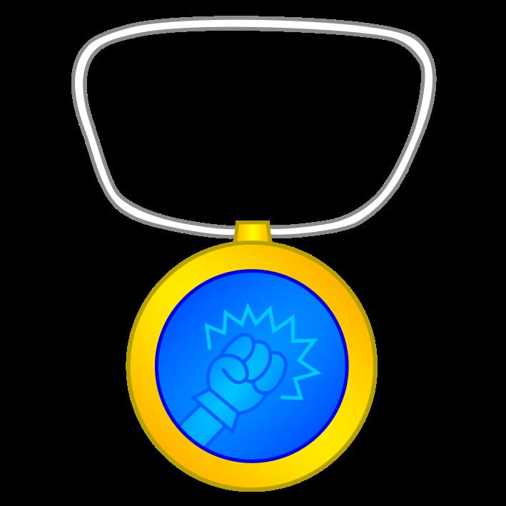 Hyper-Punch Gold Medal [Alternative Version]
