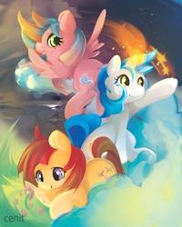 kind of ponies