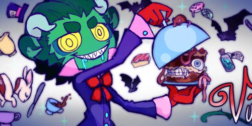 Halloweenie banner