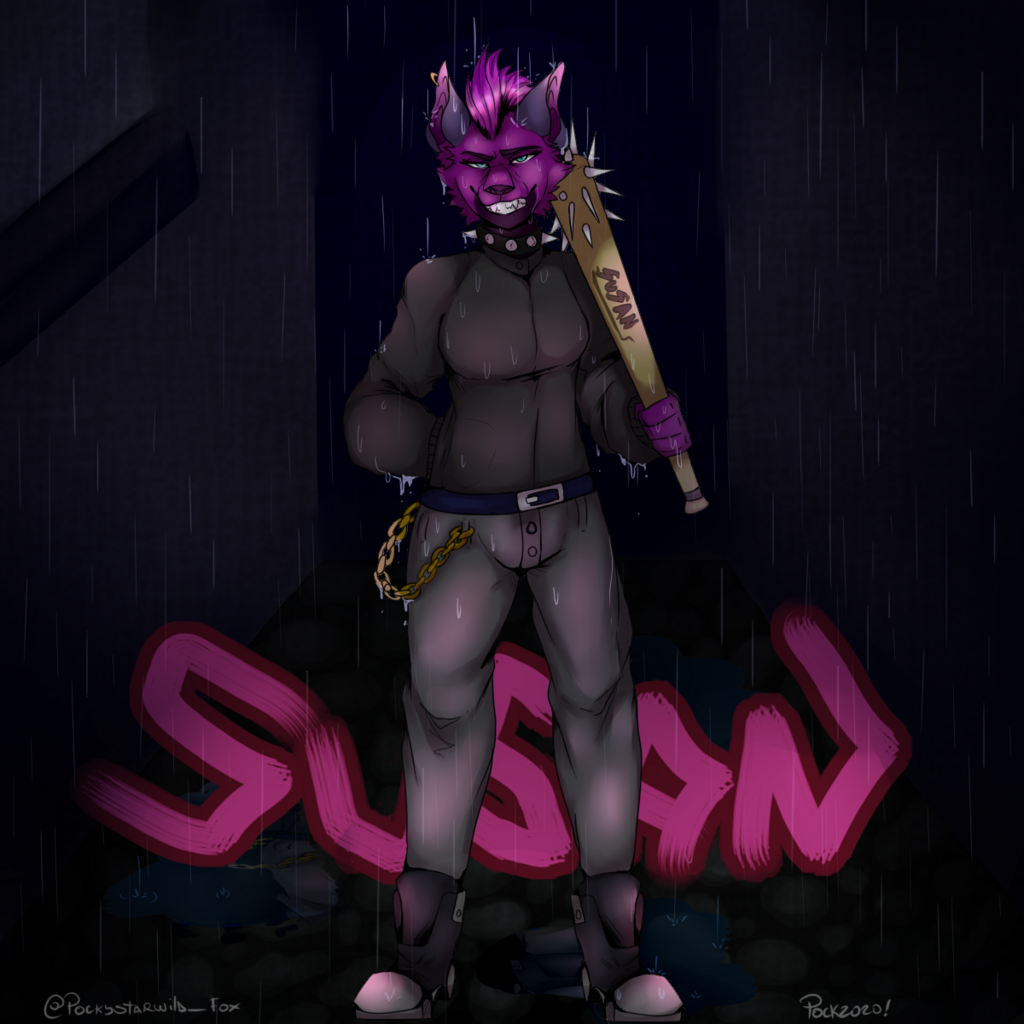 Comission For Kay Chimera On Twitter - Susan