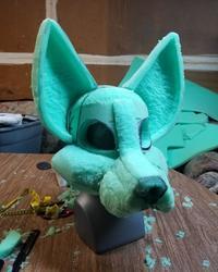 Sculpting Phosphor