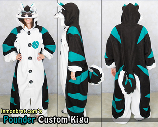 Pounder Custom Kigu