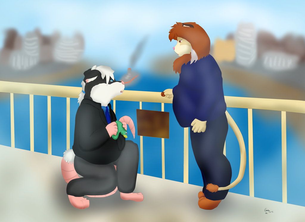 Most recent image: Proposal