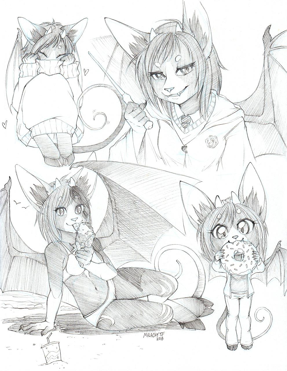 [CM] Nix Sketch Page