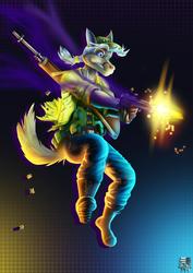 Commission - FoxxWolf