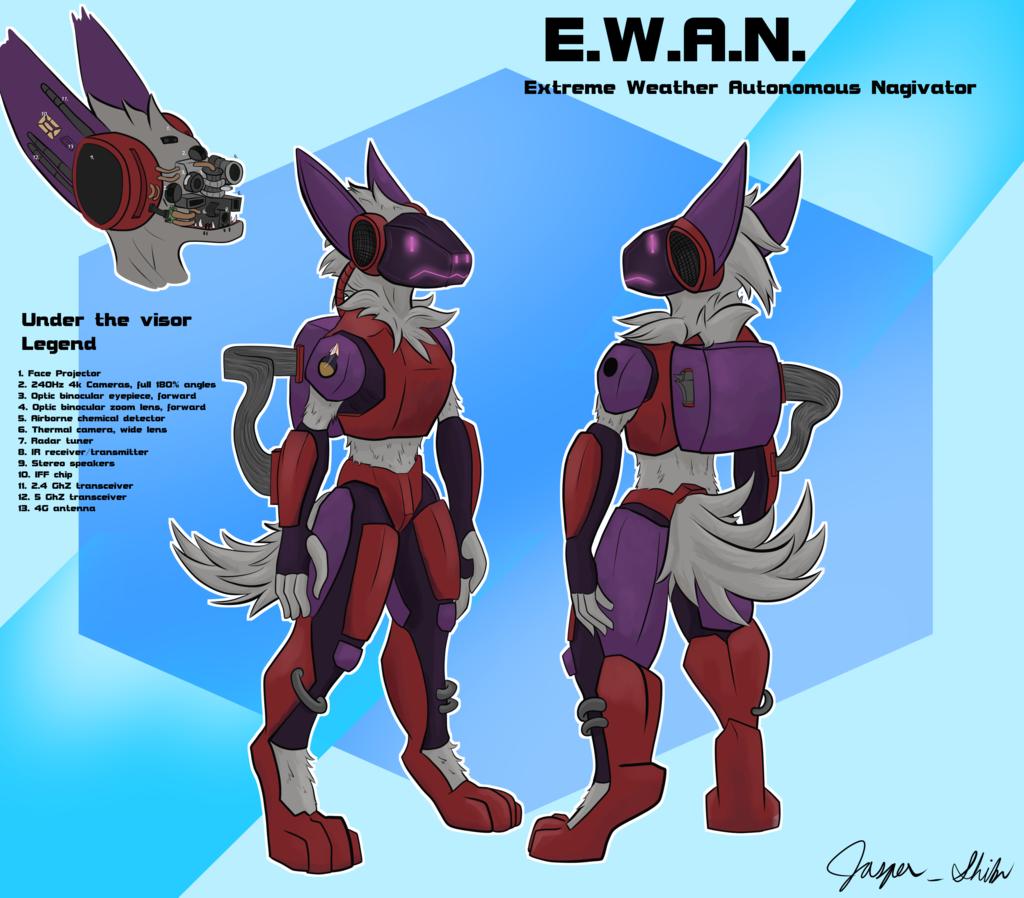 E.W.A.N. Ref
