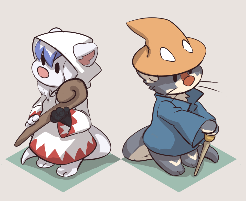 Tiny Wizards