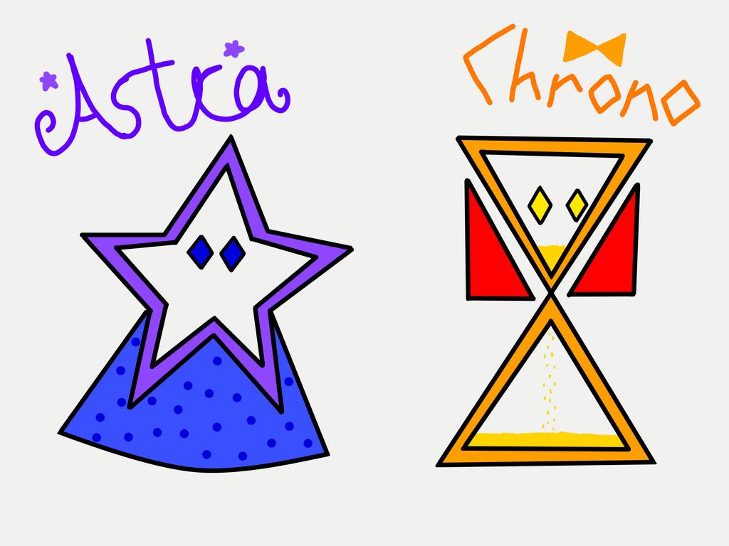 Astra and Chrono
