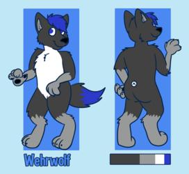 Wehrwolf ref