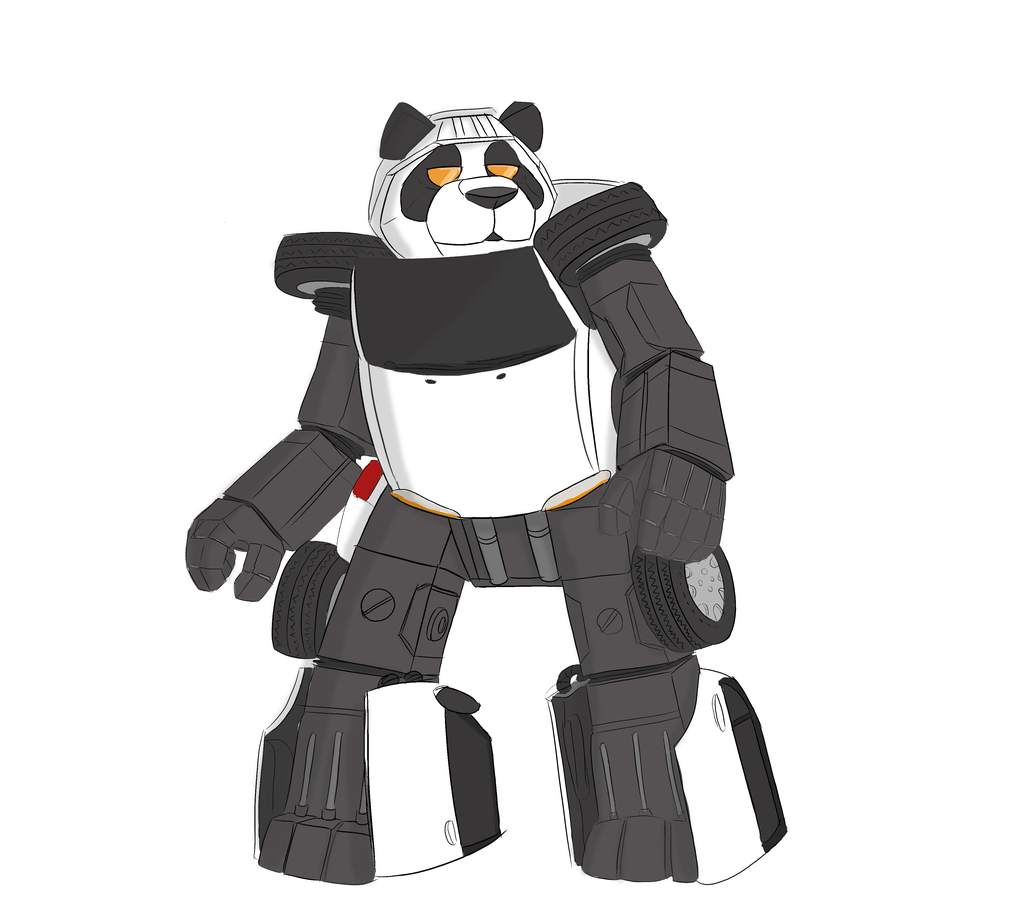 Panda's True Form