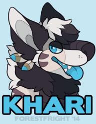 khari badge