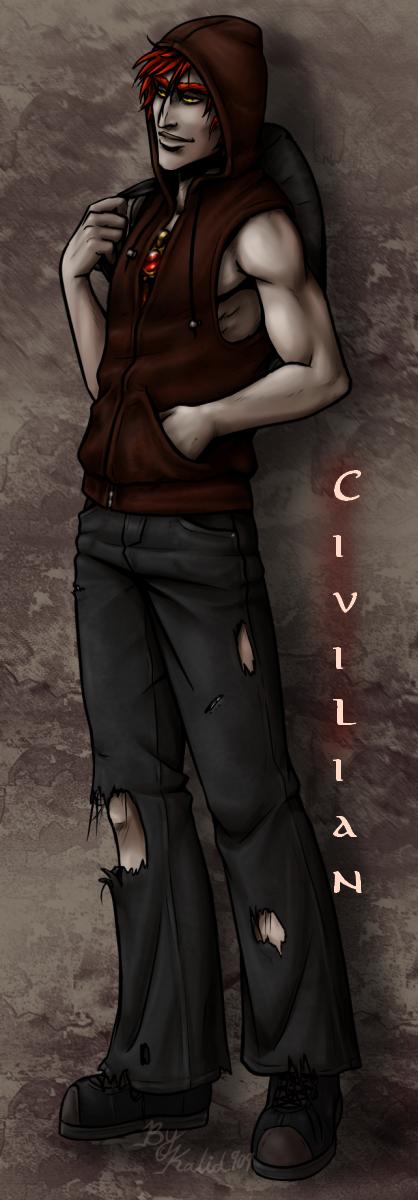 Flaze -Civilian
