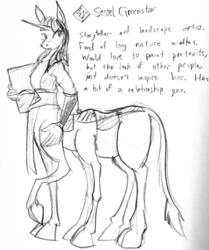 Sestel Greenstar, initial rough sketch