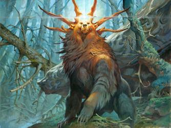 Ayula Queen Among Bears Jungle book
