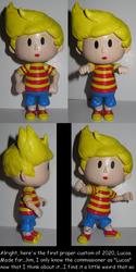Lucas for Lucas