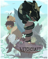 witchcraft: cover