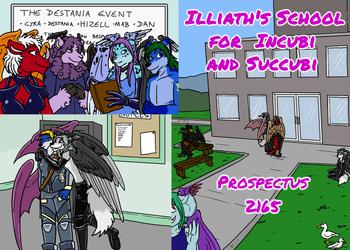 Illiath's School Brochure