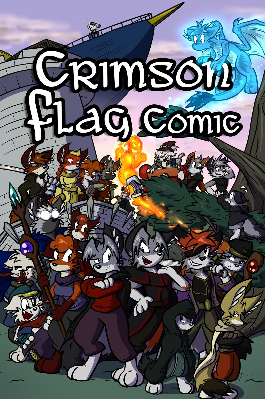 Theoretical Crimson Flag Book Cover