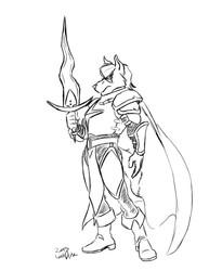 Sir Kain by LordDirk
