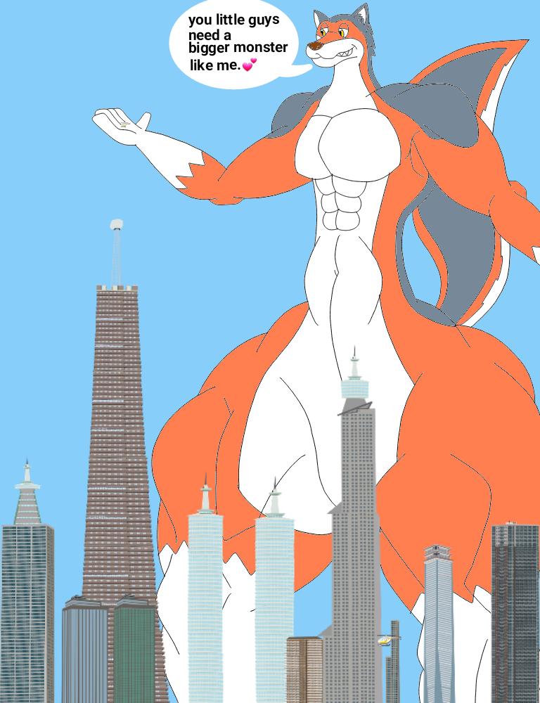 Megawolf's city found
