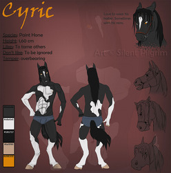 Cyric Reference
