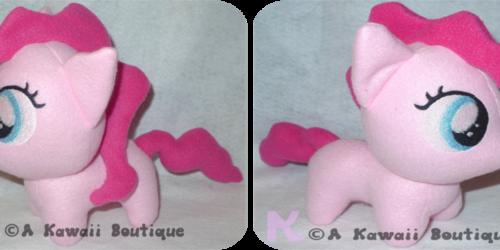 Pinkie Pie Chibi Plush