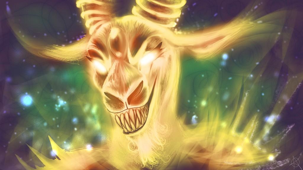 Cosmic Hellfire