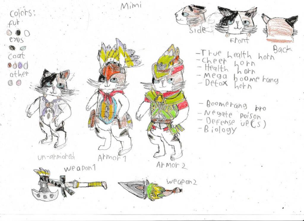Mimi bio