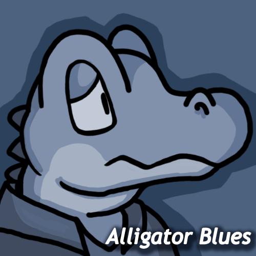 Alligator Blues (Demo)