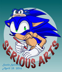 SERIOUS ARTS -- color