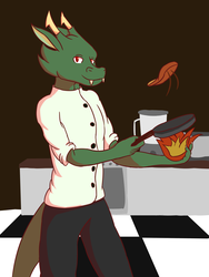 Kian Donavah, The cook