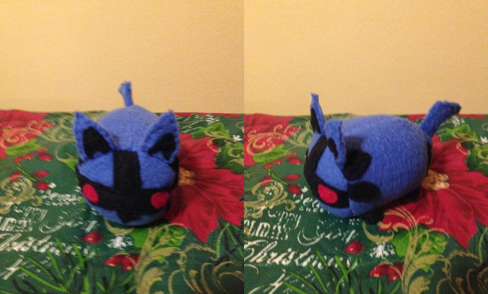 Luke the Lucario Tsum - Christmas Gift for luke_delfino