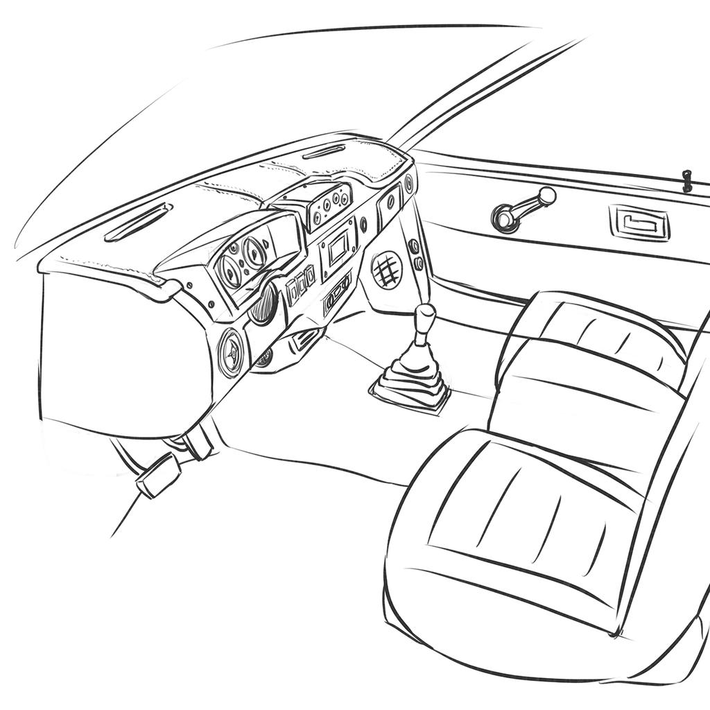 Car dash concept 2