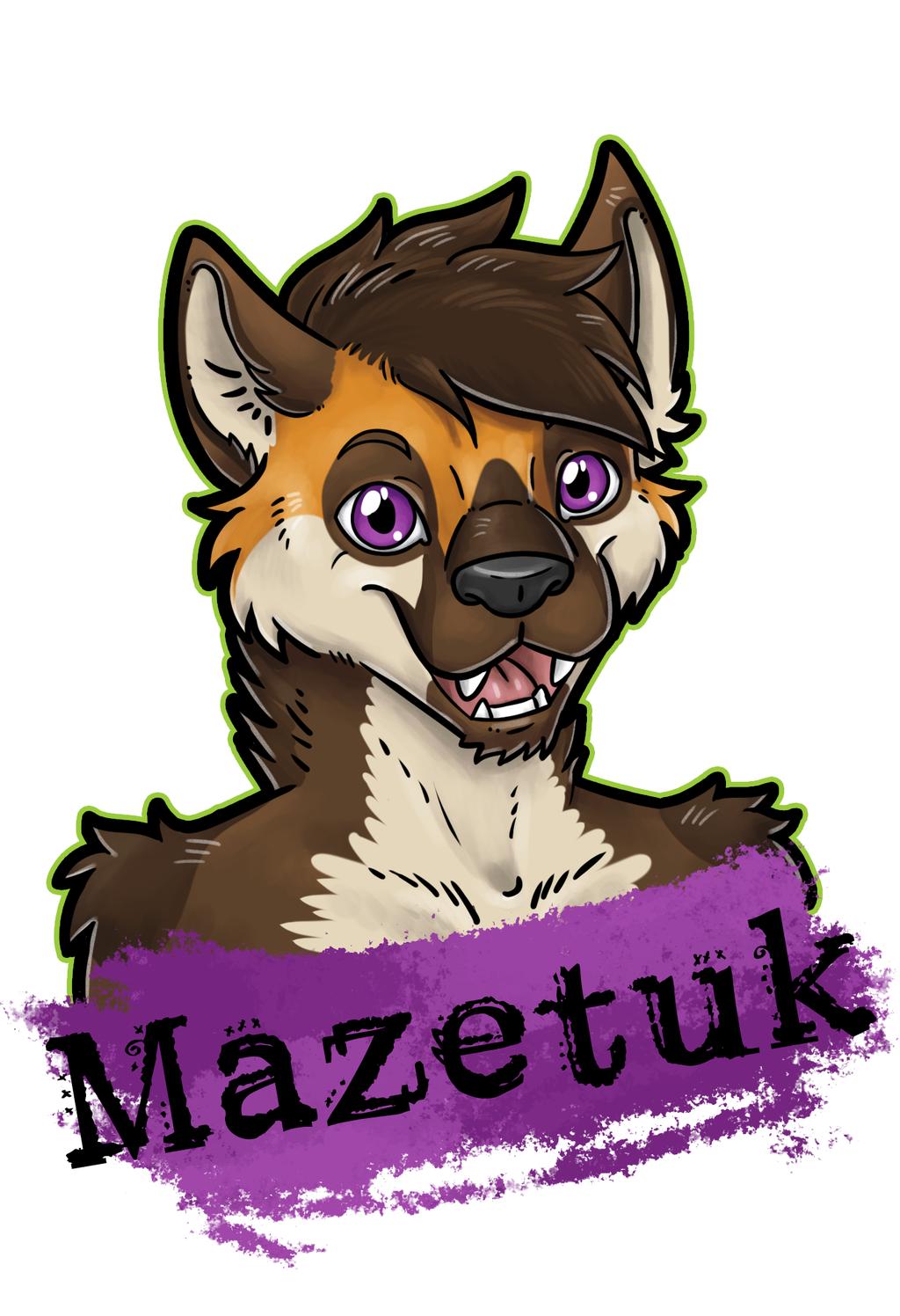 Mazetuk Badge