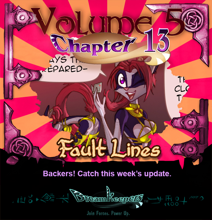 Volume 5 page 49 Update Announcement