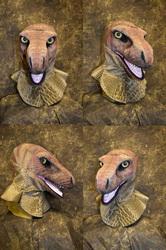 Raptor Jesus Head
