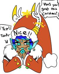 Totally Christmas Family Friendly Sapphirus