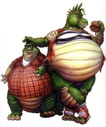 Jim Henson's Dinosaurs- Robbie's Grown