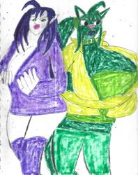 Vanessa and Samantha Alucard