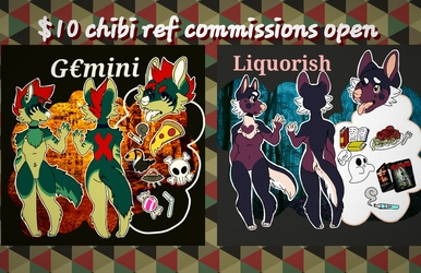 Chibi ref commissions open!!!