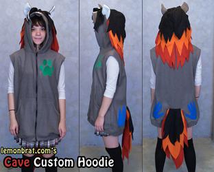 Cave Custom Hoodie