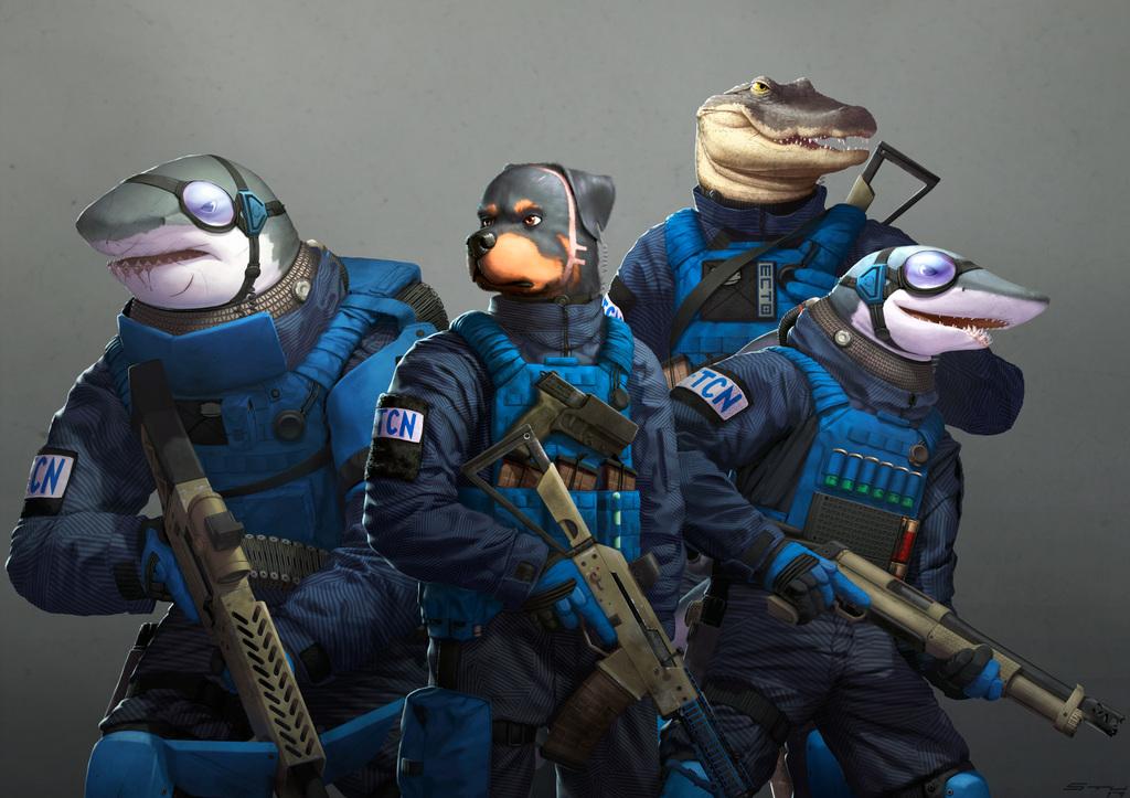 DFTCN squad
