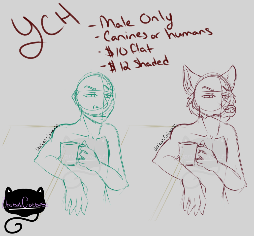 Annoyed YCH Multi-Slot (Open)