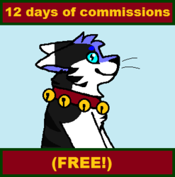12 Days of Comissions (CLOSED)