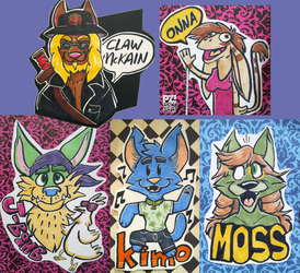 [TFF2014] Killer Badges from Outer Space