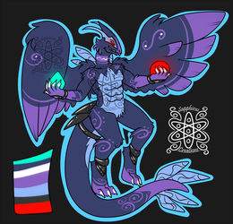 Male Shadow Lugia +Design+ (SOLD)